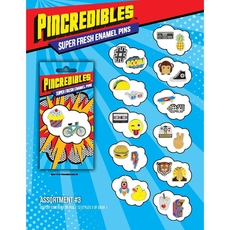Pincredibles- Counter 36pc Assortment 3