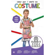 Colour Your Costume - Artist