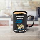 Colour Changing Pug Mug