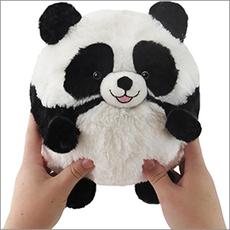 Mini Squishable Panda II