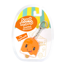Scented Keychains Creamsicle