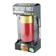 The Shotgun Shell Pop Off Bottle Opener