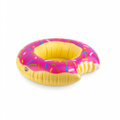Inflatable Strawberry Donut Serving Ring