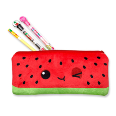 Cutie Fruities Pencil Pouches Watermelon