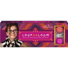 Loopdeloom Spindle Weaving Loom Kit