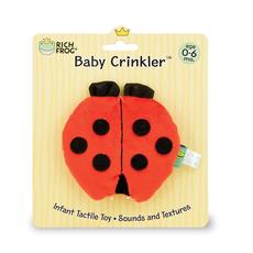 Ladybug Crinkler
