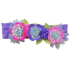 Moonlight Flower Headband