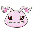 Mini Squishable Digimon Koromon