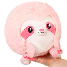 Mini Pink Sloth