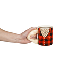 Channel the Flannel Mug