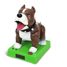 Sparky The Rappin' Bulldog Alarm Clock