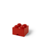 LEGO Storage Drawer 4 Red