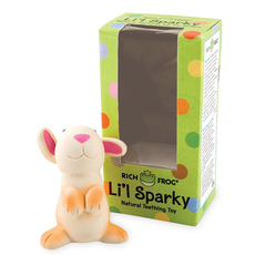 Li'l Sparky Teething Toy