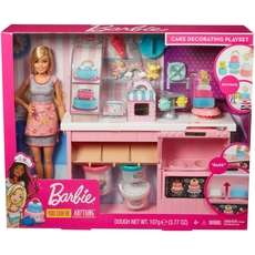 Barbie - Cake Decorating Playset