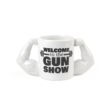 the gun show COFFEE MUG