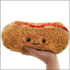 Mini Squishable Hot Dog