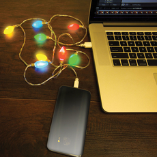 USB Christmas lights (Android)