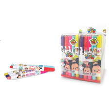 Tsum Tsum Sketch & Sniff Gel Crayons Sets (of 5)
