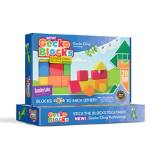 Gecko Blocks 28-Pack