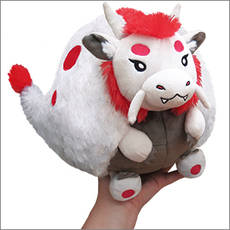 Mini Squishable Japanese Dragon Limited