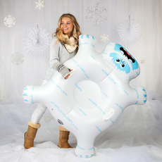 The Giant Yeti Snow Tube