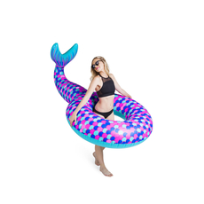 Giant Mermaid Tail Pool Float