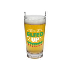 Elf'd Up Beer Glass