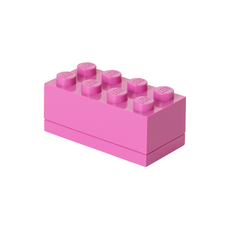LEGO Mini Block 8 Pink