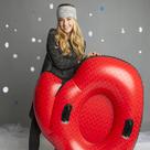 Mitten Snow Tube