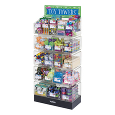 Small Toy Tower - Display only