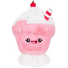 Comfort Food Strawberry Milkshake