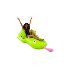Giant Frog Lounger Float