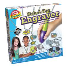 Etch-A-Tag Engraver