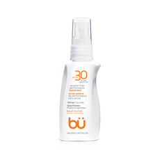BU SPF30 Alcohol-Free Spray Nat Citrus Scent 30ml