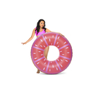 Pink Lemon Tube Pool Float