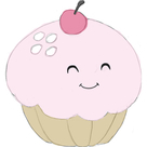 Squishable Cupcake