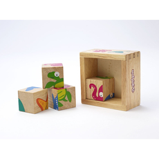 Buddy Blocks - Sealife Characters