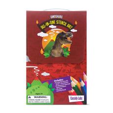Dino Stencil Kit