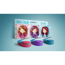 Snails Hair Chalk (pack of 3)
