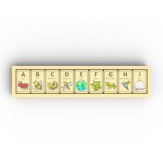 Alphabet Adventure Tiles