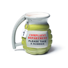 Complaint Department Mug