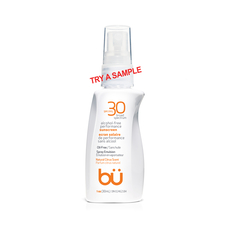SAMPLE - SPF 30 Alcohol-Free Spray Natural Citrus