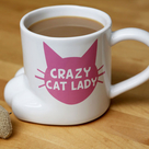 Crazy Cat Lady Mug