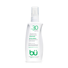 BU SPF30 Alcohol-Free Spray Fragrance Free 98ml