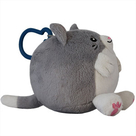 Micro Squishable Gray Kitten