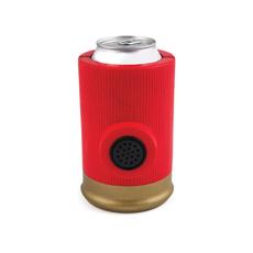 Shotgun Shell Drink Hugger: Locked and Loaded Sound FX!