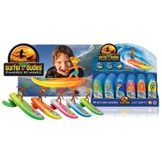Surfer Dudes Counter Display