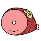 Comfort Food Ham
