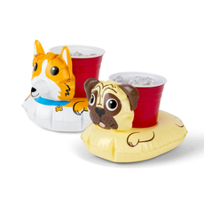 Dog Bev Boats (Corgi/Pug) (2)