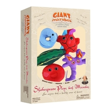 Shakespeare Plays with Microbes Gift Box